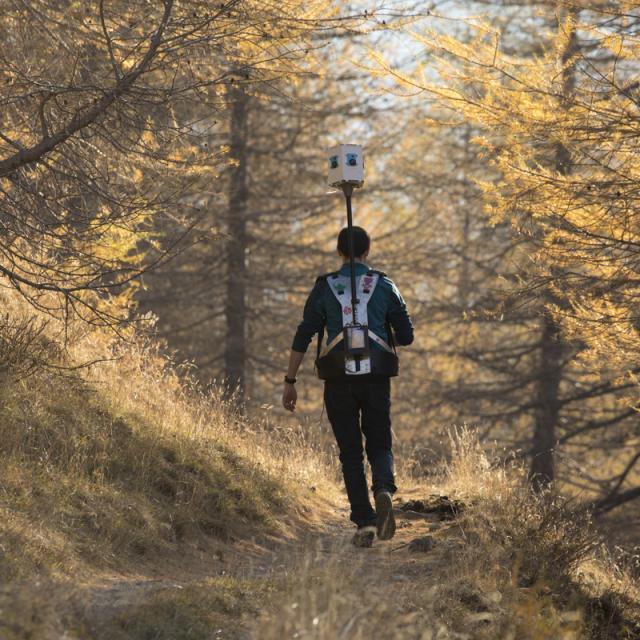 Sur le chemin du Roy - © Parc national des Ecrins - Pascal Saulay