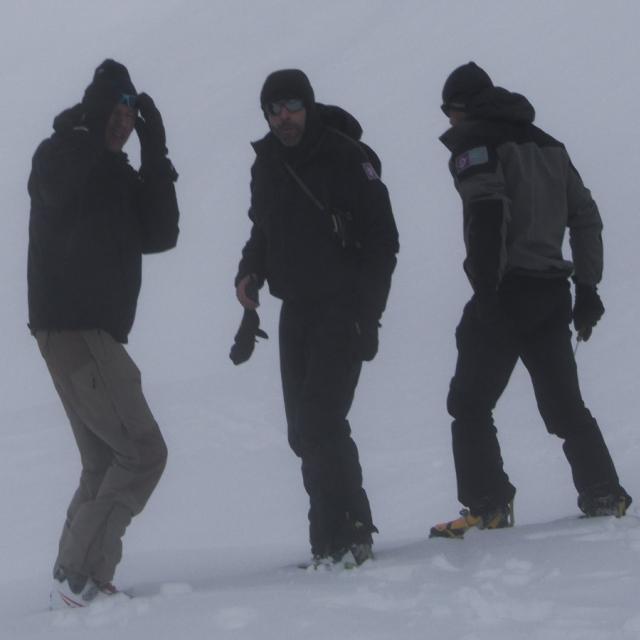 image test gardes-moniteurs Glacier Blanc - fevrier 2018