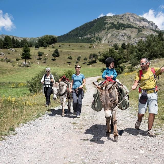 Randonnée Grand tour des Ecrins - © Carlos Ayesta - Parc national des Ecrins