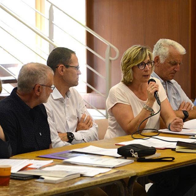 Conseil d'administration du Parc national des Ecrins - 9 juillet 2018 - L'Argentière-la-Bessée