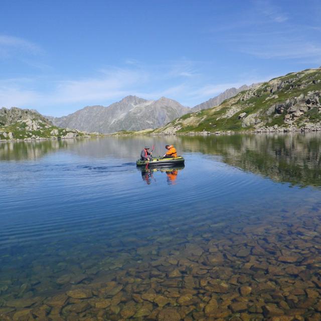 lacs sentinelles - © Parc national des Ecrins