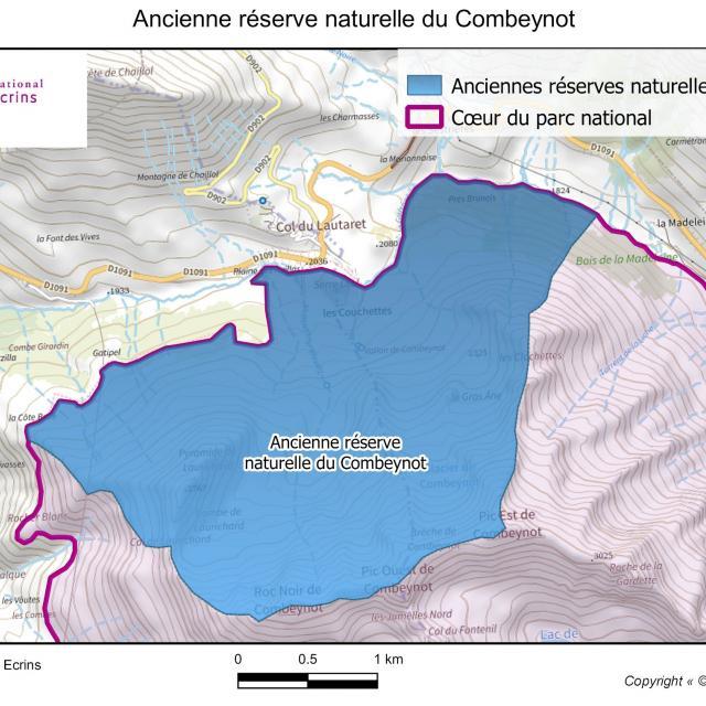 Ancienne réserve naturelle du Combeynot