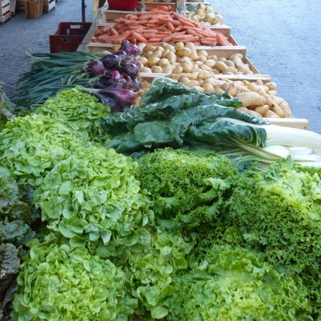 Légumes du Gaec du Clos de Daris à Châteauroux - photo Gaec Clos de Daris