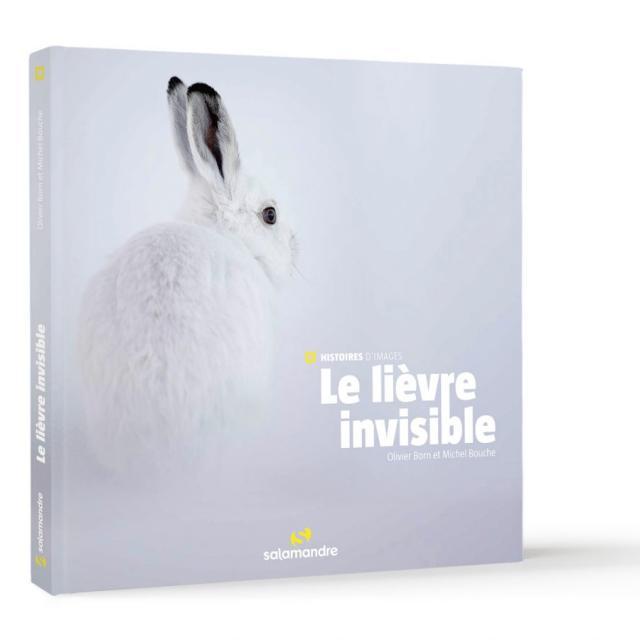 Le lièvre invisible, à paraître en septembre, aux éditions de La Salamandre