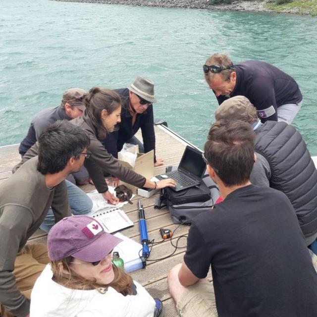 Journée protocoles Lacs Sentinelles - © C. Sagot - PNE