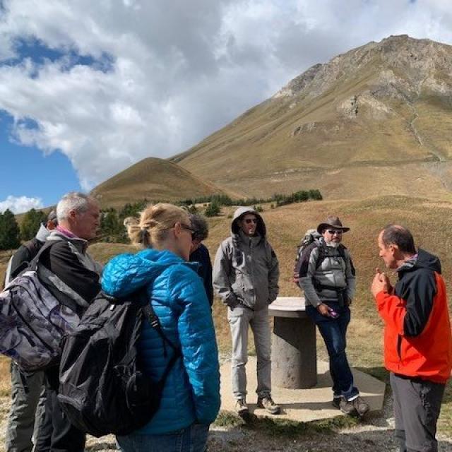Groupe de travail scientifique inter-Parcs nationaux - © A. Jailloux