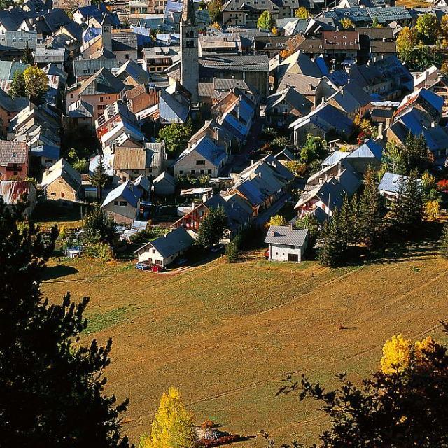 Monêtier photo rapprochée automne © Jean-Pierre Nicollet - Parc national des Ecrins