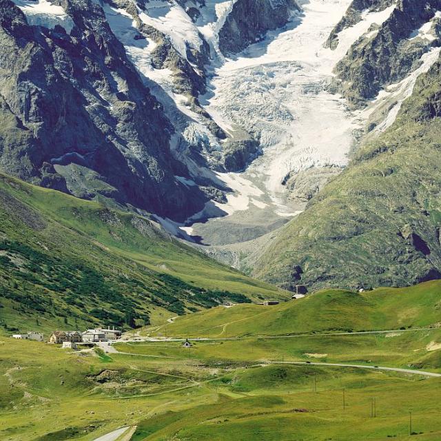 Col du Lautaret ©Parc national des Ecrins