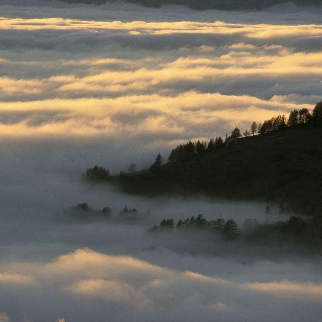 Plateau de la Coche ©Marc Corail - Parc national des Ecrins