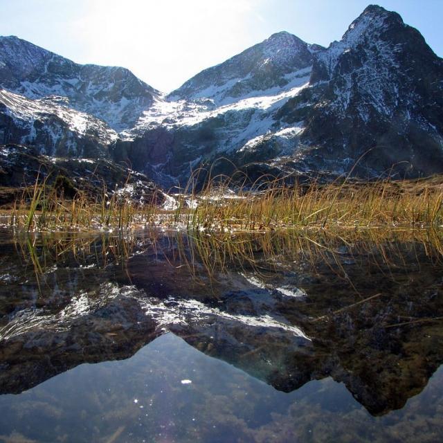 La Pyramide - plateau du Taillefer © Christophe Albert - Parc national des Ecrins
