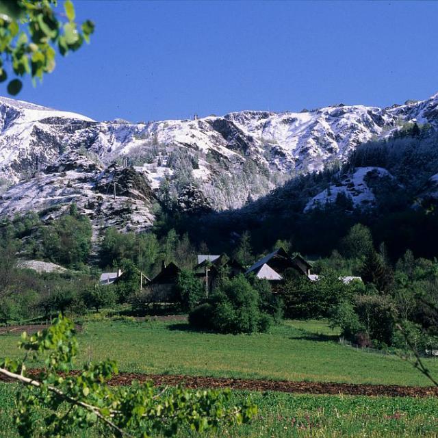 Venosc - Le Cellier©Roche Daniel - Parc national des Ecrins