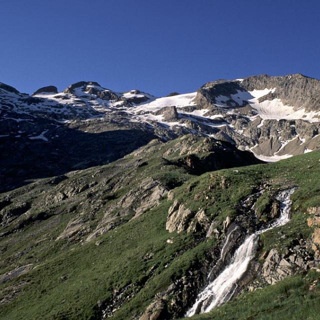 Vallon du Rochail ©Denis Fiat - Parc national des Ecrins