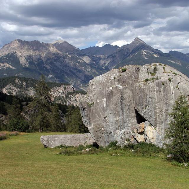 Pra la Peyro - Champcella © Marc Corail - Parc national des Ecrins