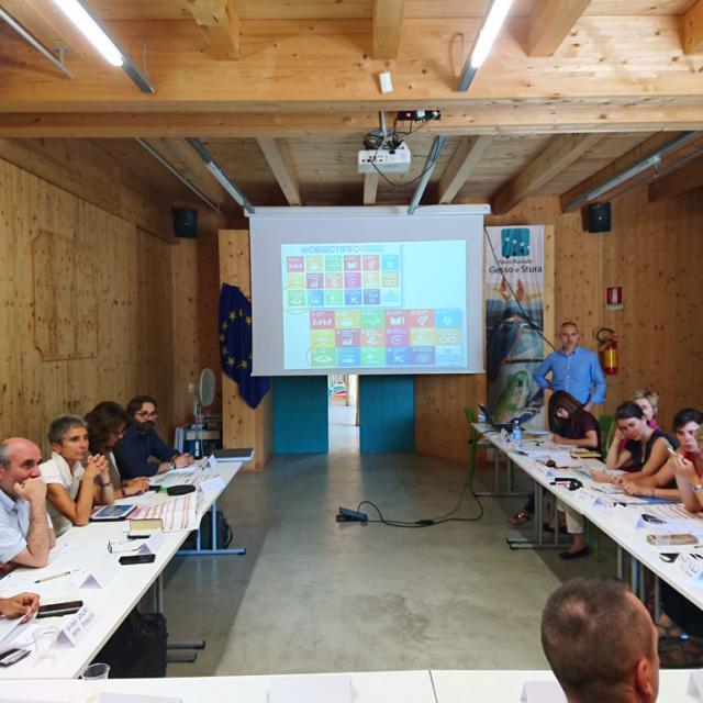 Lancement du programme Cclimatt en Italie