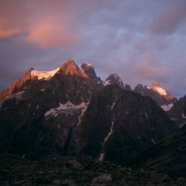Le Pelvoux © Parc national des Ecrins
