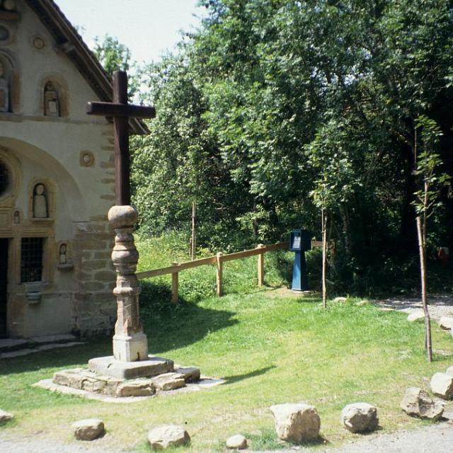 Chapelle des pétètes © Hervé Cortot - Parc national des Ecrins