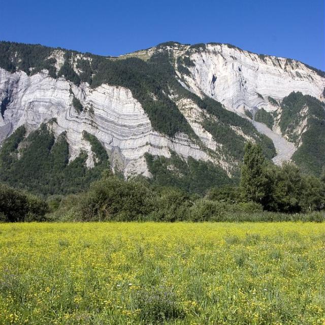 Plaine de Bourg d'Oisans - Prégentil © Pascal Saulay - Parc national des Ecrins