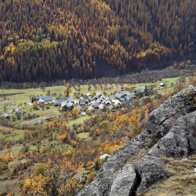 Le Villard de Vallouise © Jean-Philippe Telmon - Parc national des Ecrins