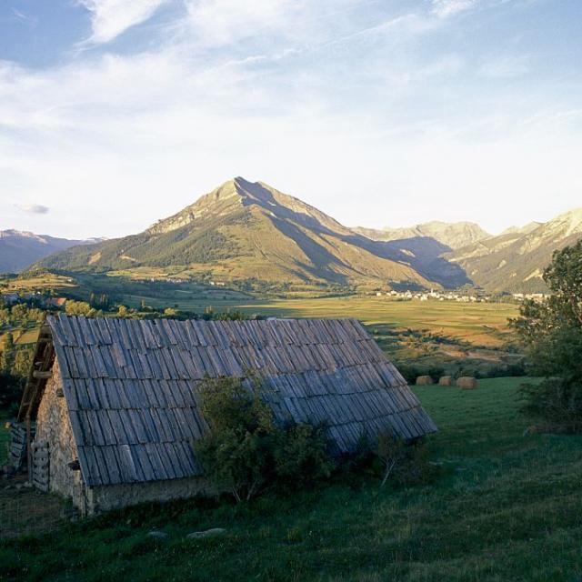 Ancelle © Stéphane Godin, Parc national des Ecrins.