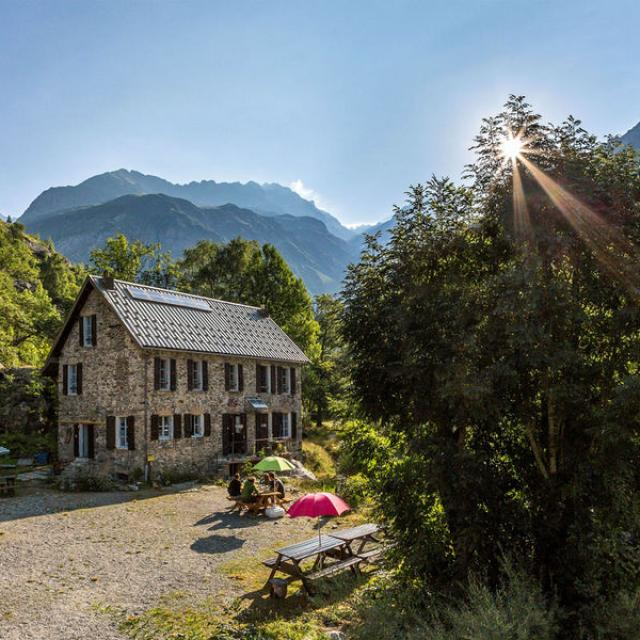 Refuge du Clot - Xavier Blanc (La Chapelle en Valgaudemar)