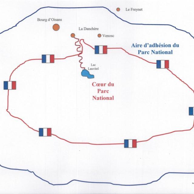 bourg d'oisans - école des Sables 2014-2015 - avec le Parc national des Ecrins