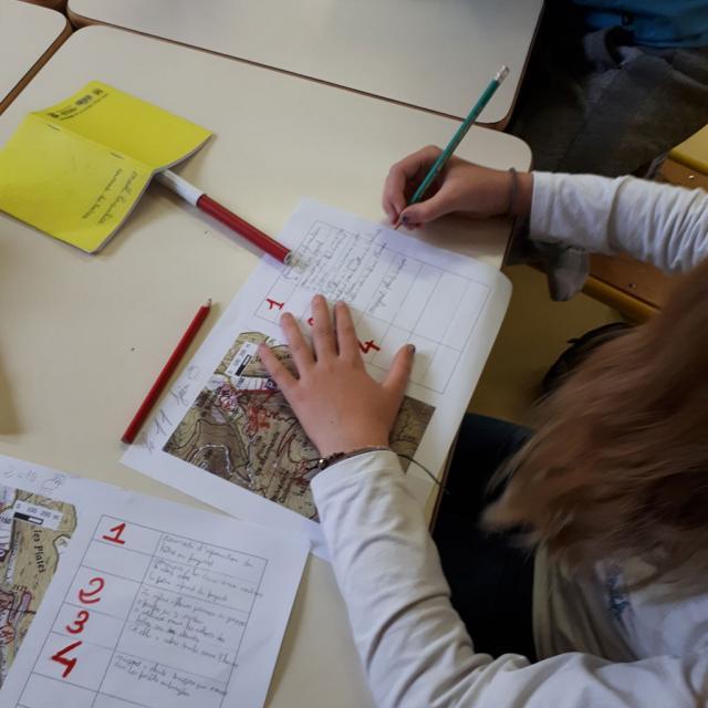Ecole Pelvoux Vallouise - Parc national des Écrins - 2018