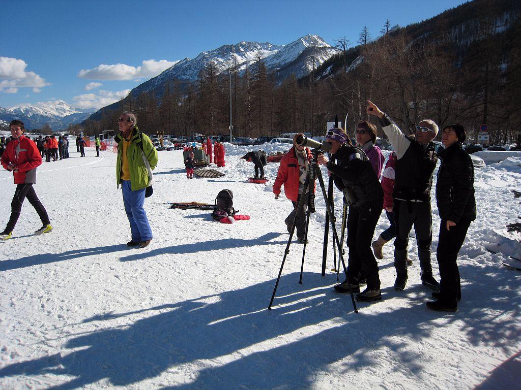 La Casset lopet - Evènement sportif grand public de skis de fond ©Broquet Claire - Parc national des Ecrins